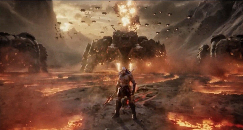 Darkseid Zack Snyder's Justice League