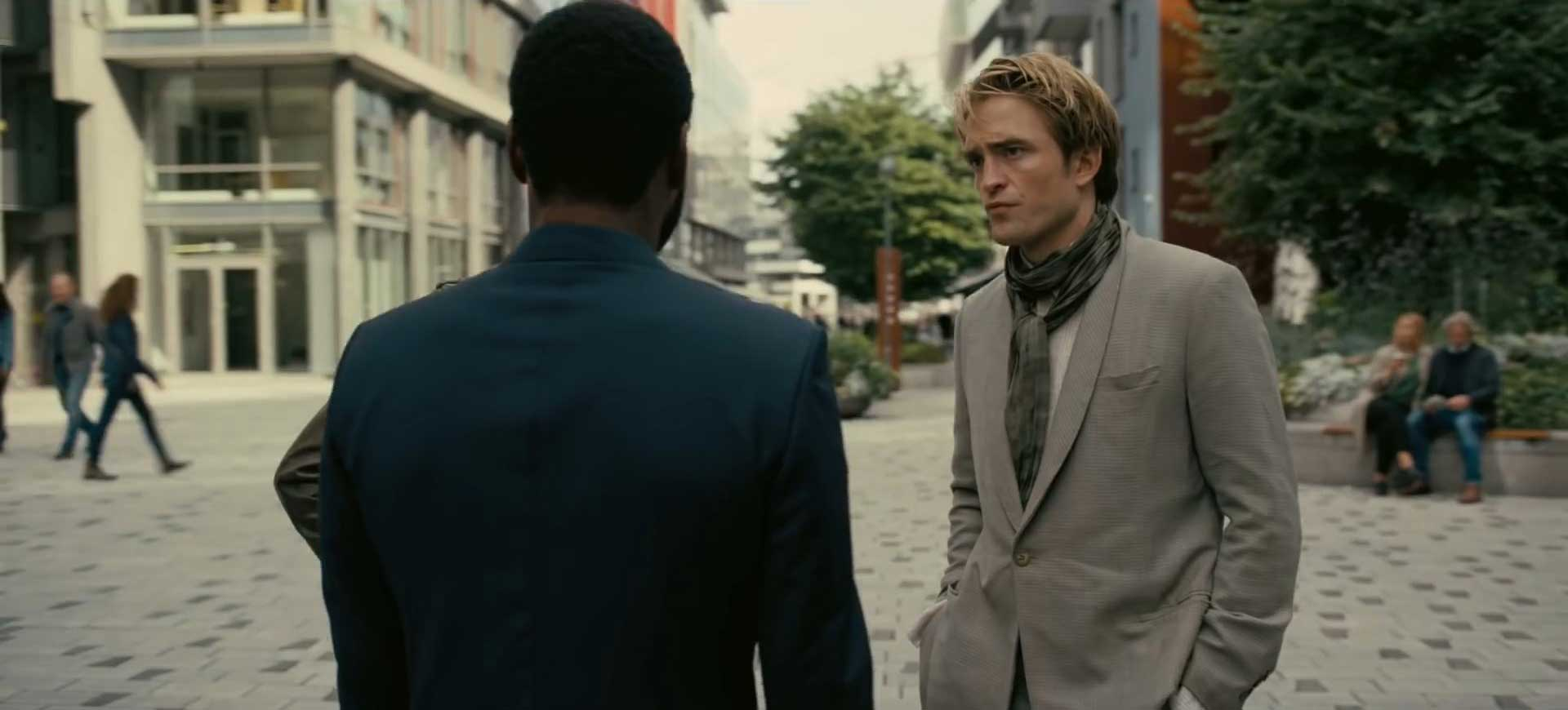 Tenet Trailer 3 Robert Pattinson