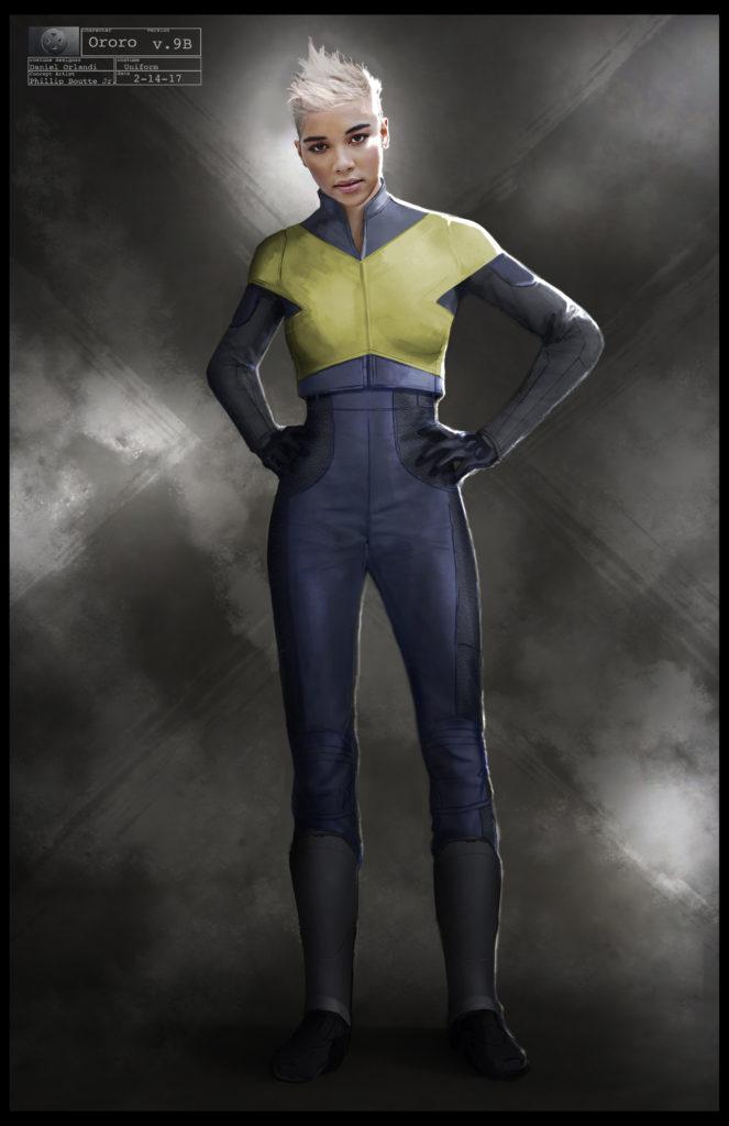 X-Men Dark Phoenix Concept Art 03 Storm