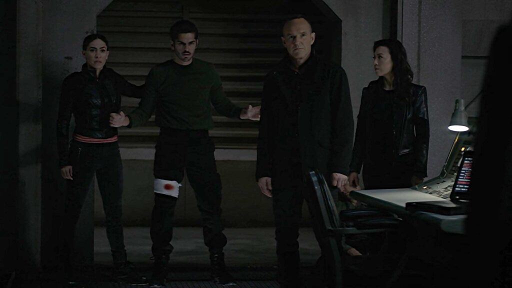 Agents of SHIELD Season 7 Episode 11 Lighthouse Confrontation