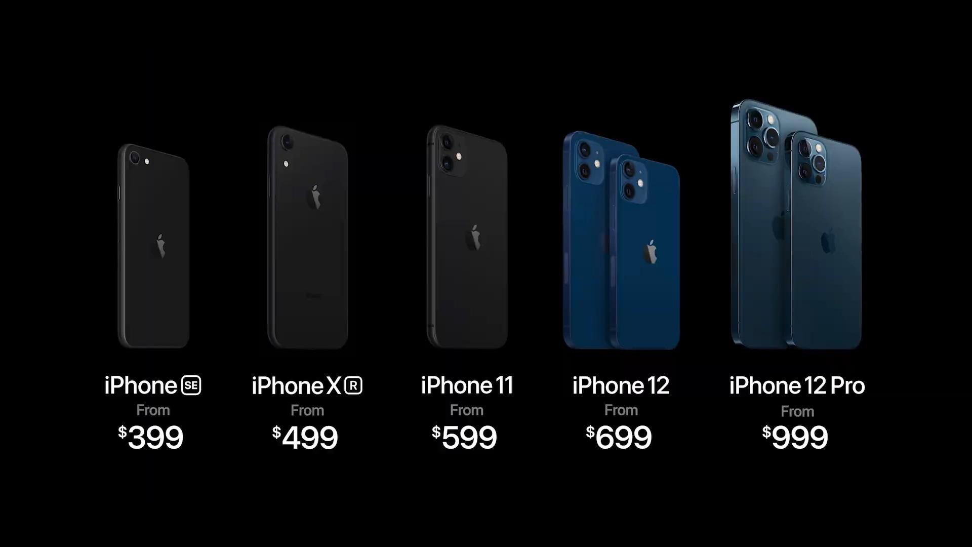 Apple iPhone 2020 Event 55