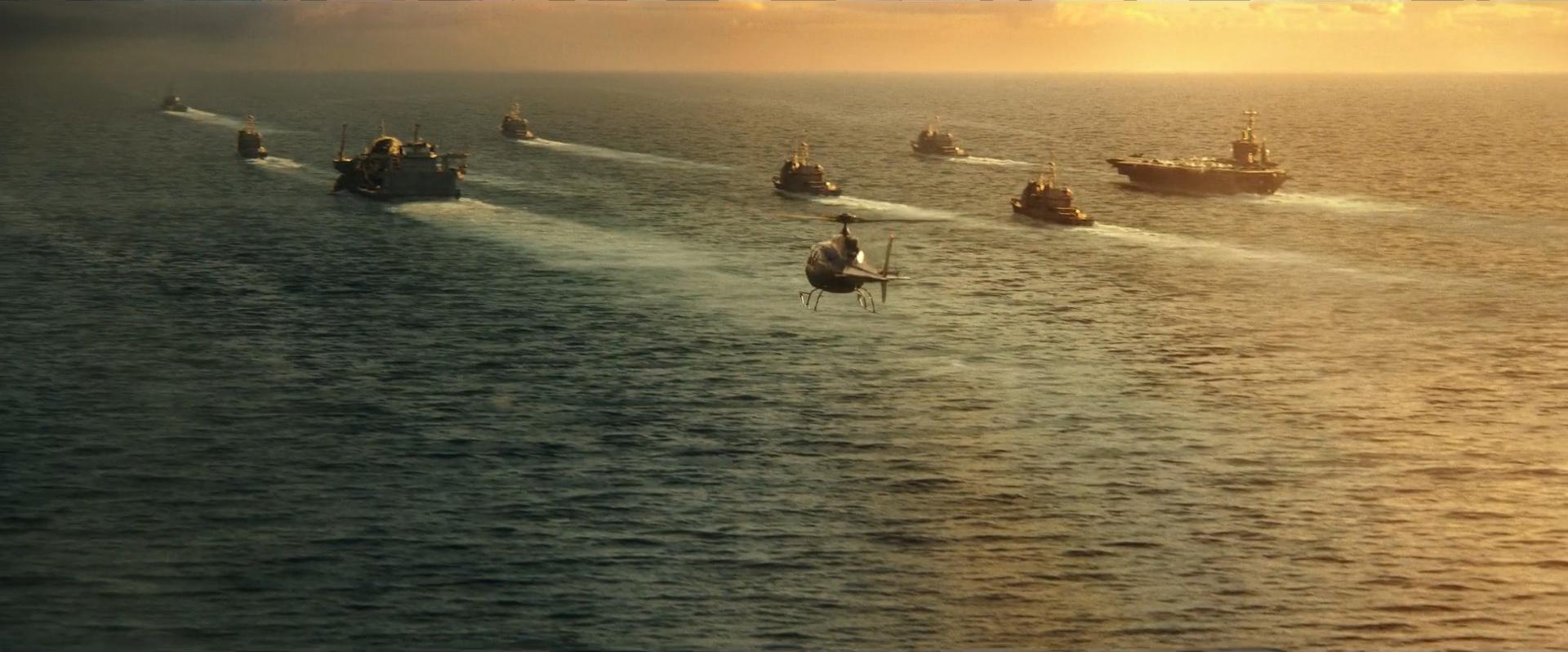 Godzilla vs Kong Trailer Still 03 - Epic Landscape