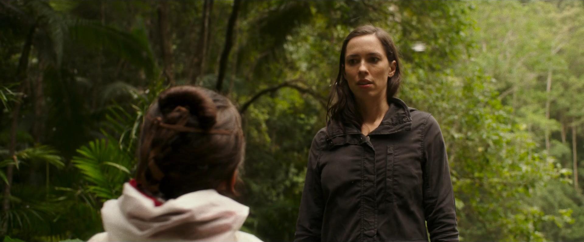 Godzilla vs Kong Trailer Still 16 - Rebecca Hall Jungle