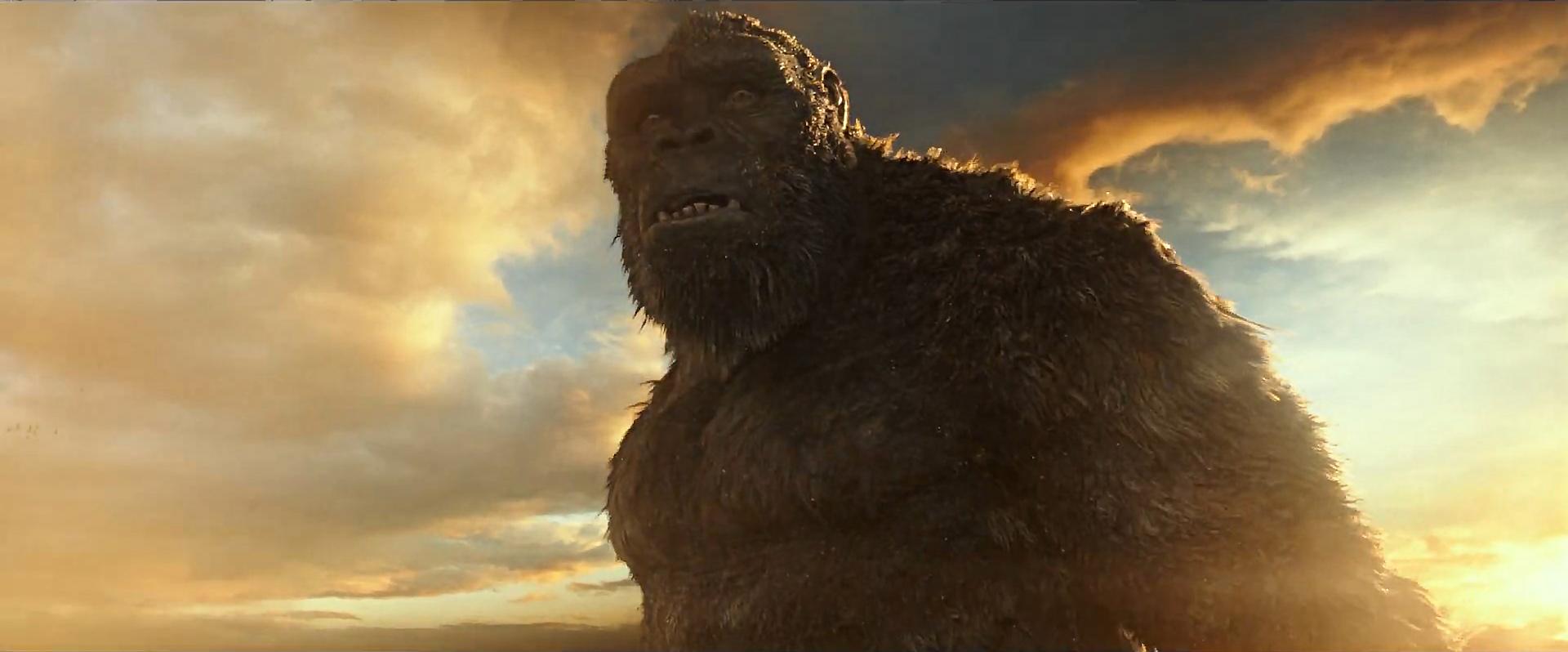 Godzilla vs Kong Trailer Still 34 - Kong Rises