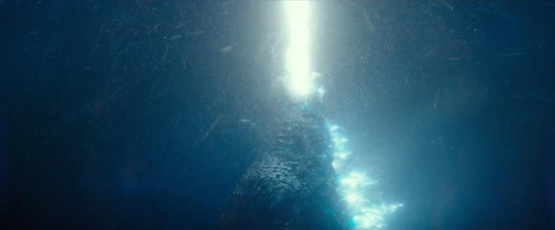 Godzilla vs Kong Trailer Still 46 - Godzilla fires atomic breath