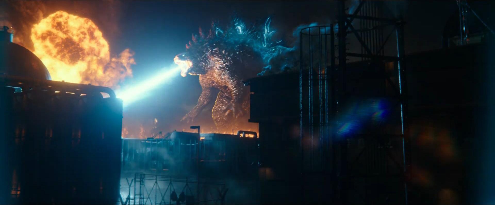 Godzilla vs Kong Trailer Still 54 - Godzilla Atomic Breath