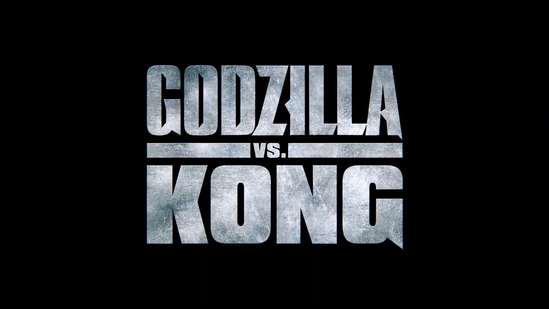 Godzilla vs Kong Trailer Still 80 - Official Logo Title