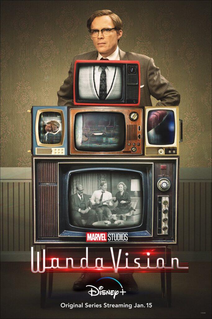 WandaVision Character Poster Vision