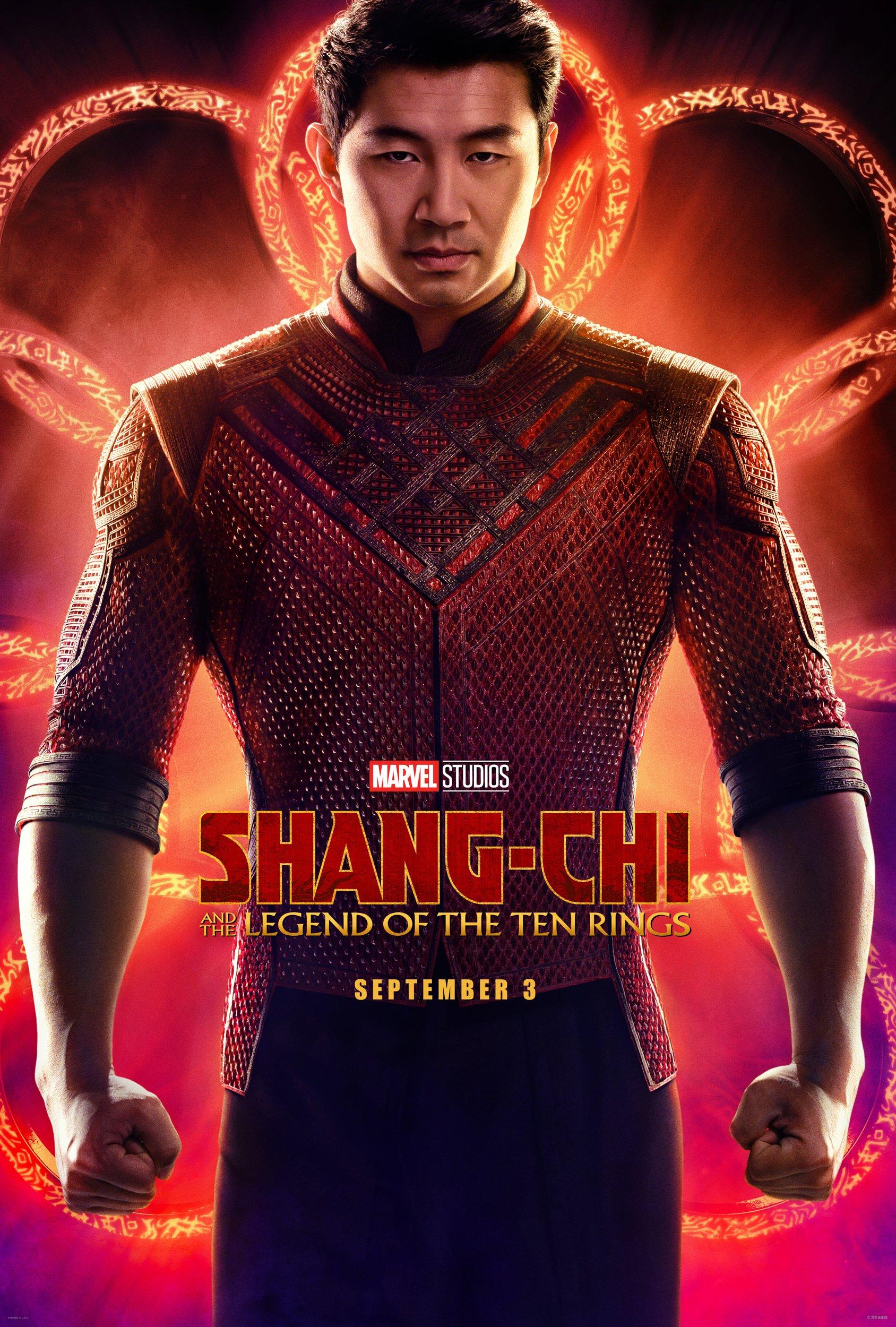 Shang Chi Poster 1