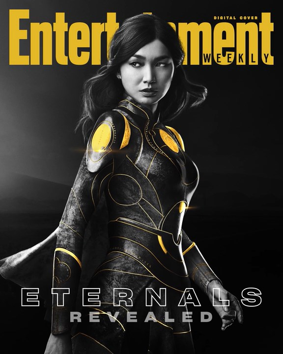 Eternals EW Motion Poster 01 - Sersi