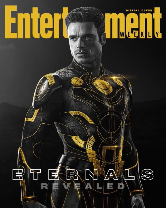 Eternals EW Motion Poster 02 - Ikaris