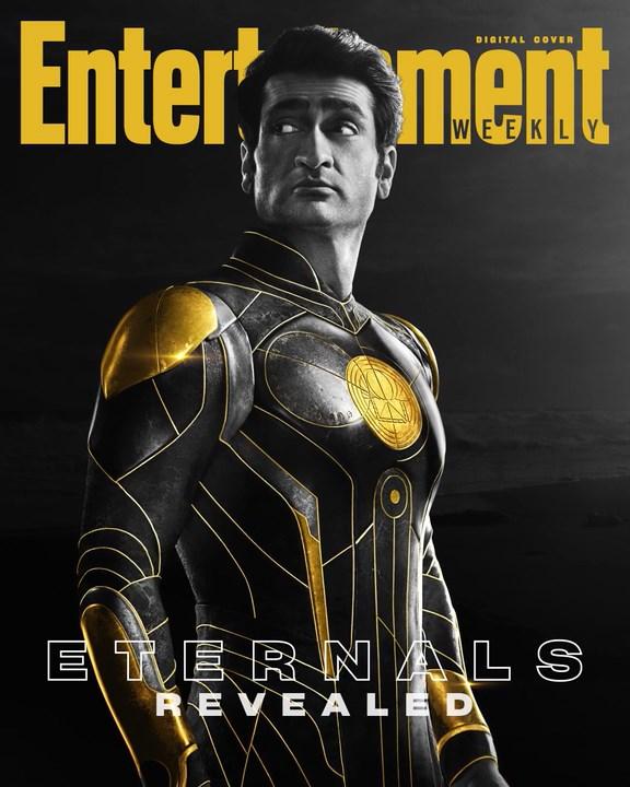 Eternals EW Motion Poster 03 - Kingo
