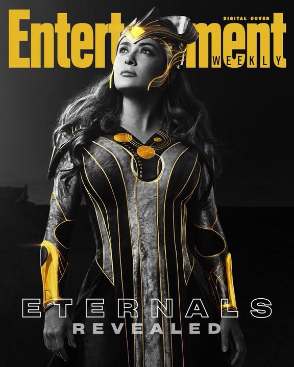 Eternals EW Motion Poster 05 - Ajak
