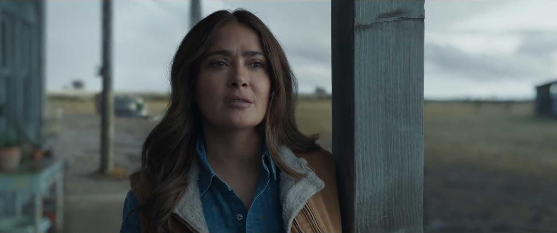 Eternals Trailer Breakdown - Salma Hayek Ajak