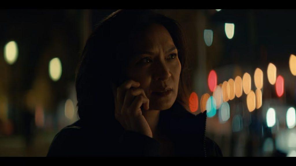 The Lost Symbol Episode 1 - Sumalee Montano as Inuoe Sato